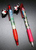 日本熊本熊當地限定自動鉛筆吊飾款0.5