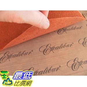 [美國直購] Excalibur 伊卡莉柏 73 不沾墊5入 ParaFlexx Premium Non Stick Drying Sheet 14 x14