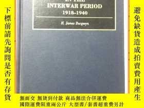 二手書博民逛書店英文書罕見italian foreign policy in the interwar period 1918-1