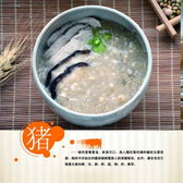 金之茸 鮮菇粥稻-豬肉(210g/罐)
