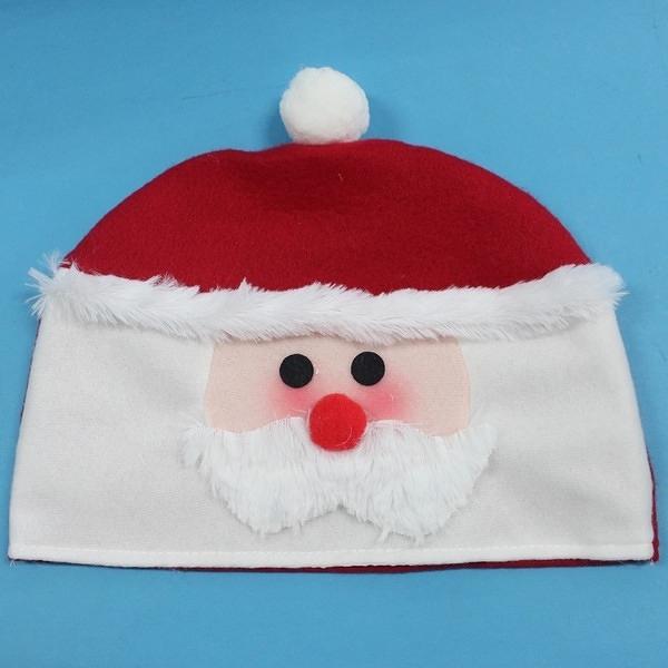 造型聖誕帽 聖誕老公公造型帽/一袋12個入{促80}~5847