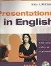 二手書R2YBb《Presentations in English 無CD》20