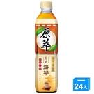 原萃日式焙茶580ml x24罐/箱【愛買】