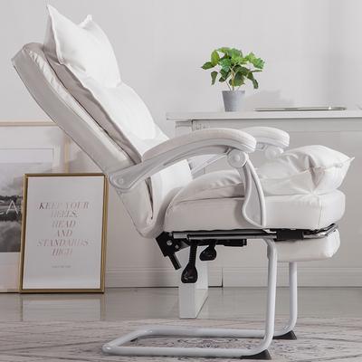 電腦椅 可躺老板椅辦公椅子人體工學椅按摩家用書房椅  快速出貨
