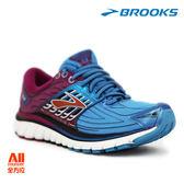【BROOKS】女款避震型慢跑鞋  Glycerin 14 -水藍紫(171B496) 全方位跑步概念館