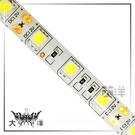 ◤大洋國際電子◢ 5050 LED白底扁條燈 1M DC線 (七色) 裝飾 氣氛燈 牌照燈 車底燈 招牌 看板 1470B