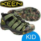 【KEEN 美國 兒童 護趾涼鞋〈橄欖綠/迷彩〉】1014259/護趾涼鞋/水陸兩用鞋/涼鞋/休閒涼鞋★滿額送