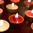 蠟燭香薰-無煙香薰蠟燭浪漫創意生日禮物煮茶保溫無煙茶燭求婚供佛蠟燭熏香 蒙娜麗莎精品館