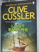 【書寶二手書T1/原文小說_WGQ】Lost Empire_Clive Cussler