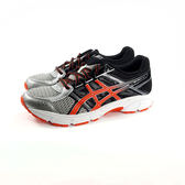 ASICS 亞瑟士 透氣吸震慢跑鞋 運動鞋 《7+1童鞋》5108 灰色