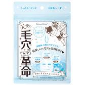日本 毛穴革命 毛孔保濕美容面膜(5片入)【小三美日】