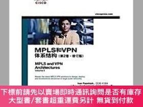 簡體書-十日到貨 R3YY【MPLS和VPN體系結構(第2版·修訂版)(Cisco網絡技術系列,CCIE聯手打造經