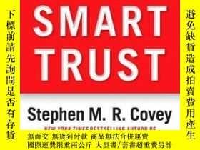 二手書博民逛書店Smart罕見TrustY255174 Stephen M.r.