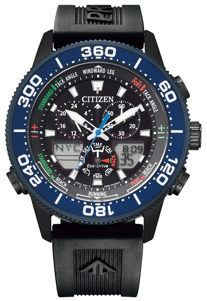 44mm【分期0利率】 星辰錶 CITIZEN 光動能 萬年曆 世界時間 原廠公司貨 JR4065-09E