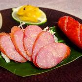 【長榮肉舖】季節限定飛魚卵香腸 3包入(600±5g/ 包-含運價)