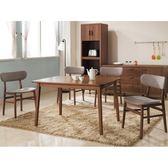 餐桌 PK-774-1 北歐4尺餐桌 (不含椅子)【大眾家居舘】