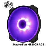 Cooler Master MasterFan MF200R RGB 20公分 機殼風扇