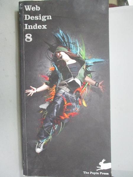 【書寶二手書T4/設計_JGN】Web Design Index 8_Gunter Beer