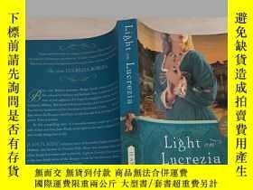 二手書博民逛書店Light罕見on Lucrezia光明頌(英文原版)Y1999