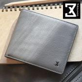 74盎司 皮夾 Plain 平紋真皮短夾 [N-465](皮夾)