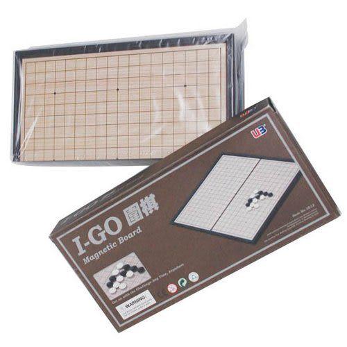 【Ubon】磁性圍棋 19路圍棋 / 十九路圍棋 桌上遊戲