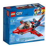 樂高積木LEGO 城市系列 60177 航空展噴射機