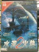 挖寶二手片-J13-040-正版DVD*電影【水深火熱2】-羅倫佐拉瑪士*布魯士葛瑞