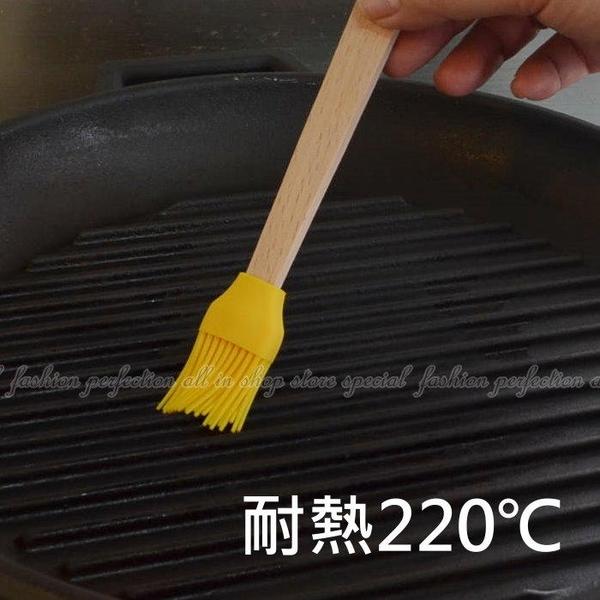 【DI201】耐熱矽膠小毛刷 三箭牌 25MM 食品級耐熱矽膠刷 烤肉刷 烘培 醬料刷★EZGO商城★