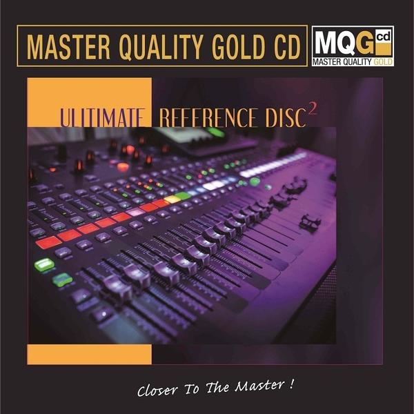 【停看聽音響唱片】【MQGCD】ULITIMATE REFERENCE DISC 2
