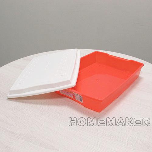 收納盒(橘紅)_JK-99225