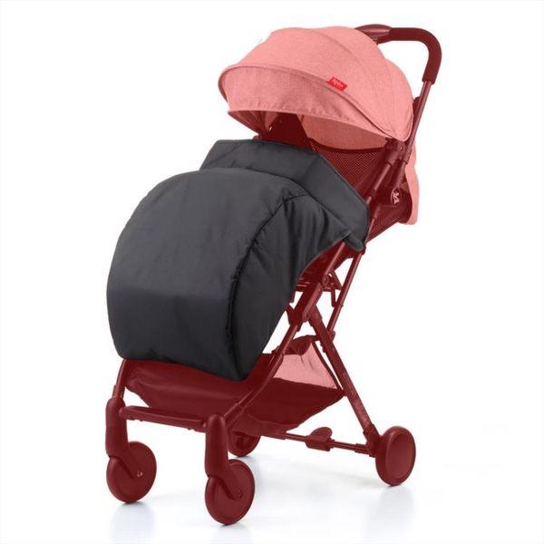 嬰兒推車通用寶寶傘夏季推車腳套 JD1039 【3C環球數位館】