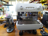 (中古)KLUB R1義大利進口營業用咖啡機(保固三個月)【良鎂咖啡精品館】
