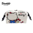 【日本正版】凱蒂貓 皮革 小收納包 Hello Kitty 小物收納 三麗鷗 Sanrio - 151145