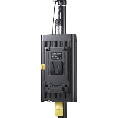 GODOX LED-S60 3 heads kit S60三燈套組 高亮度 攝影燈 攝影棚適用 錄影燈 精準控光 公司貨