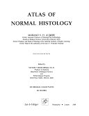 二手書博民逛書店 《Atlas of Normal Histology》 R2Y ISBN:0812111265