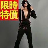 運動服套裝知性大方-超夯型男風原創熱銷男長袖戶外休閒服61m30【時尚巴黎】