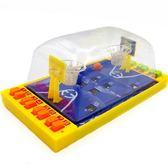 兒童玩具彈射籃球投籃機對打遊戲親子互動桌遊早教休閒男女孩禮物 童趣潮品