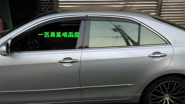 【一吉】06-12年仕 Camry (加厚) 鍍鉻飾條.原廠款 晴雨窗 台灣製造(非Mazda,camry,crv,rav4,fit
