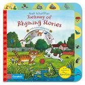Treasury Of Rhyming Stories 皮普、凱蒂、福瑞迪押韻故事集 硬頁有聲CD書
