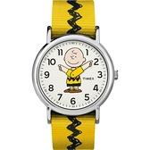 【分期0利率】TIMEX 天美時 SNOOPY 限量聯名款 原廠公司貨 TXTW2R41100