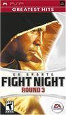 PSP Fight Night Round 3  暗黑格鬥3(美版代購)
