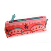 義大利 Papinee Deer Pencil Case 小鹿奧多 長型 繽紛收納袋 / 文具收納袋 / 筆袋