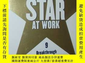 二手書博民逛書店英文原版書罕見How to Be a Star at Work:
