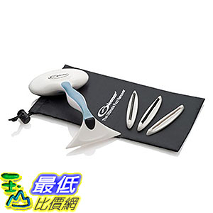 [美國直購] Gleener GL-PB-01-GR 三刀頭二合一除毛球器 Ultimate Fuzz Remover Fabric Shaver and Lint Brush