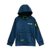 『小鱷魚童裝』休閒口袋連帽T恤(08號~18號)536403