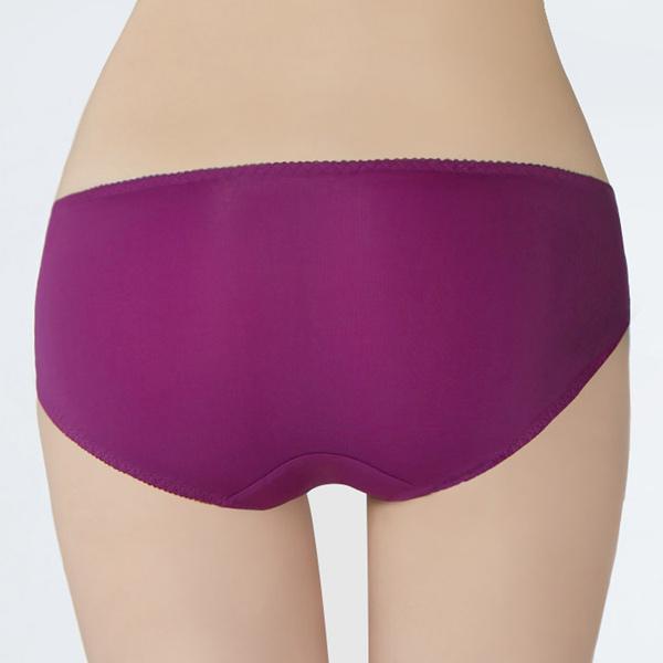 【曼黛瑪璉】包覆提托經典 低腰三角褲(狂野紫)(未滿3件恕無法出貨,退貨需整筆退)