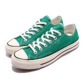Converse Chuck Taylor All Star 70 綠 米白仿舊 奶油底 基本款 男鞋 女鞋【PUMP306】 164713C