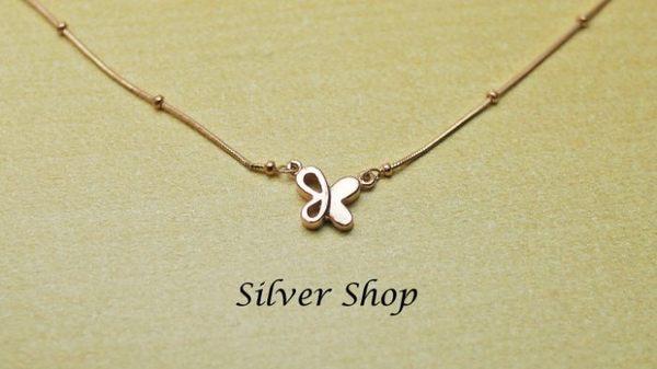 ╭☆ Silver shop ☆╯純銀 S925 套鍊 [ snn 018 ]