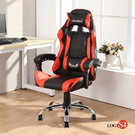 LOGIS- KLV戰地皮面電競椅 電腦...