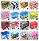 公車凳現貨多款公車巴士火車汽車(49x32x33) 收納箱 玩具箱 儲物凳 收納箱 換鞋凳【A05】MY COLOR